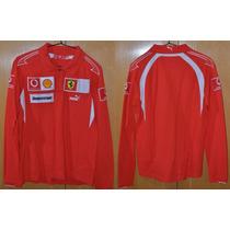 Camisa Ferrari - Vodafone - Puma