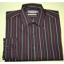 Camisa Social Da Marca Inglesa Marks And Spencer Tam. 39