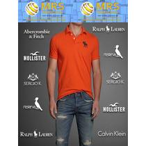 Kit 5 Camisas Polo Sergio K Reserva Aberco Tommy Dudalina