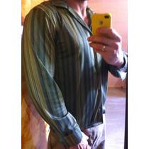 Camisa Elastano Viscose, Slim Fashion.