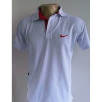 Kit 10 Camisa Camiseta Polo Nike Várias Cores Pronta Entr