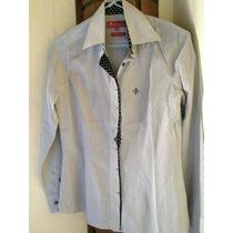 Camisa Feminina Dudalina Tamanho 36
