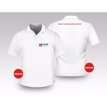 Camiseta Polo Para Sua Empresa Personalize Com Sua Logo