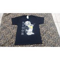 Camiseta Infantil Tigor