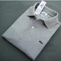 Camisa Polo Lacoste Importada - Frete Grátis
