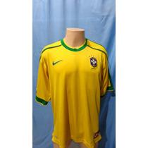 Camisa Seleção Brasileira Nike 1998