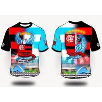 Camisa Portela E Flamengo - Dois Amores