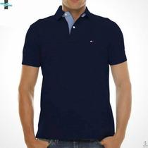 Camisa Camiseta Polo Tommyhelfinger P M G Gg !linda! 100%