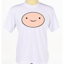 Camisa Personalizada Hora De Aventura Camiseta Jake Finn
