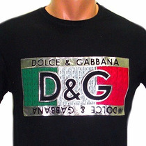 Camisa Dolce & Gabbana P, M E G D&g Armani Ga Ea