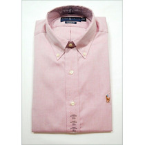 Camisa Social Ralph Lauren: Tamanho Ggg / Xxl Nova Original
