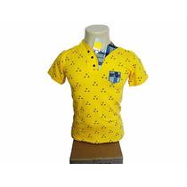 Kit Com 3 Unidade Camisa Blusa Camiseta C.k Masculina Casual