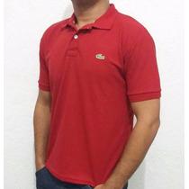 Camisa Gola Polo Lacoste Várias Cores, Promoção Imperdível!!