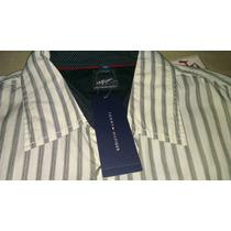 Camisa Social Tommy Hilfinger - Lacoste