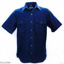 Camisa Jeans Direto Da Fabrica Ballatore Jeans Frete Gratis