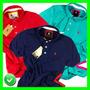 Super Kit 3 Camisas Camisetas Polo, Qualidade De Importadas