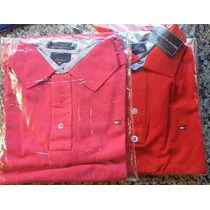 Kit 2 Camisa Camiseta Polo Tommy Hilfiger - Pronta Entrega