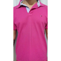 Camisa Polo Tommy Hilfiger (diversas Cores)