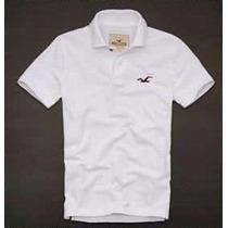 Camiseta Camisa Polo Hollister Abercrombie Masculina Oferta!
