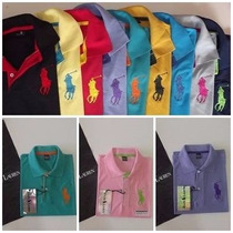 Camiseta Camisa Gola Polo Masculina Ralph Lauren Promoção!
