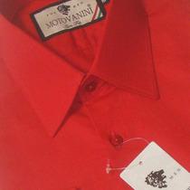 Camisa Social Slim Fit 100% Algodão Fio 50 Extra 51 1014