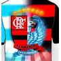 Camisa De Torcedor - Portela E Flamengo