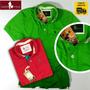 Novo Kit 2 Camisetas Polo, Originais Qualid. De Importadas