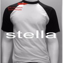 Camiseta Raglan Para Sublimação 100% Poliéster A Melhor!!!
