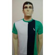 Kit C/10 Camisas Reserva/aleatory Listradas