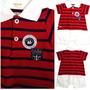 Camisa Polo Infantil Pinoti Baby Tamanho P Pronta Entrega
