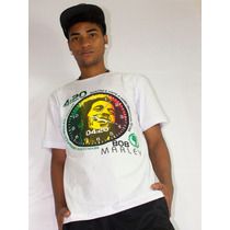 Camiseta Watch Bob Marley 4:20