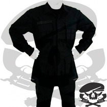 Gandola Militar Preta- Ripstop