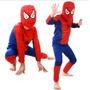 Fantasia Infantil Longa Homem Aranha Spiderman Promocao