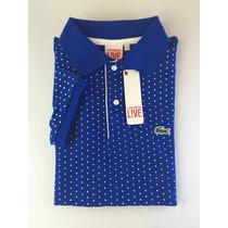Camisa Polo Lacoste Masculina Nova Coleção Original P/entreg