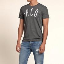 Camisa Camisetas Abercrombie & Fitch Hollister Original