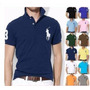 Polo Hollister Ralph Lauren Abercrombie Camiseta Original