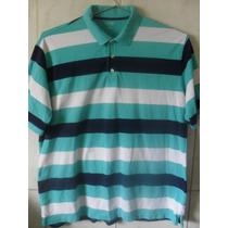 Camisa Polo Listrada St. John