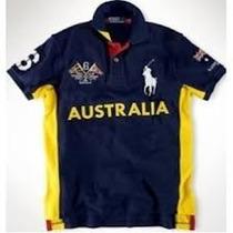 Camisa Polo Ralph Lauren Australia Original