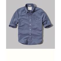 Camisa Social Abercombie Masculina Original