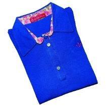 Camisa Pólo Dudalina Feminina