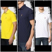 Camisa Polo Sérgio K E Fred Perry Original Frete Grátis
