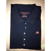 Camisa Polo Aeropostale Original Masculina E Feminina