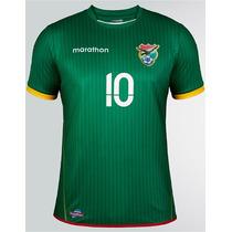 Camisa Bolivia 2015