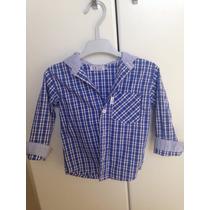 Camisa Masculina Infantil