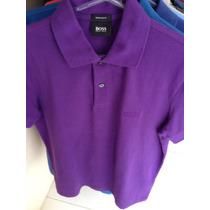Camisa Polo Hugo Boss Original Tamanho P
