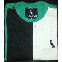 Kit 10 Camisas Reserva/aleatory