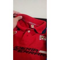 Camisa Ferrari Originail