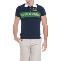 Camisa Polo Royal Country - Club Polo Collection