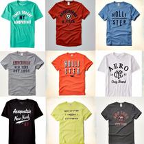 Camiseta Camisa Holister Aeropostale Abercrombie Original
