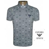 Camisa Polo Giorgio Armani